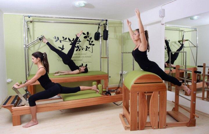 Pilates Aparelho